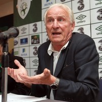 "Trapattoni labels Shane Long's claims he was fit to play Serbia as ""idiotic"""