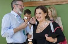 Sinn Féin clarifies where Gerry Adams was on his Dáil 'days off'