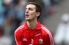 Cork hopeful of Carey being fit for defence against Donegal