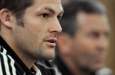 McCaw plays down All Blacks coach's comments ahead of Sydney showdown