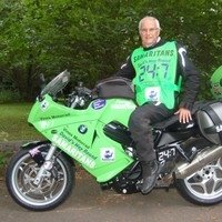Samaritans volunteer on cusp of completing 24:7 bike challenge