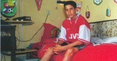 Here's your awkward Robin van Persie pic of the day