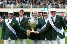 Aga Khan: Ireland win Nations Cup at RDS