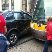 Luas red line services resume after collision