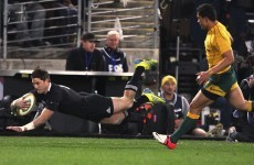 VIDEO: All Blacks impress in Rugby Championship opener