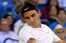 Cincinnati Kid: Federer rolls back the years to reach semi-final and maintain top ranking
