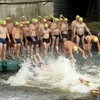 In pictures: The 92nd Dublin City Liffey Swim