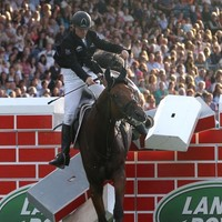 Irish riding crest of a victory wave with further wins at Dublin Horse Show