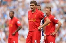 Gerrard tells Liverpool fans not to panic