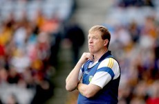 Ryan hopeful that Tipp veterans will battle on