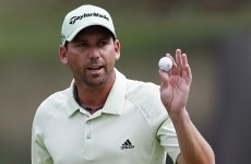Sergio's back (and not a moment too soon for the Ryder Cup)