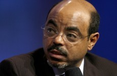 Ethiopia's long-time ruler Meles Zenawi dies aged 57