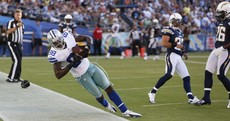 Dez Bryant makes one of the best catches you'll see all season (and then the officials disallow it)