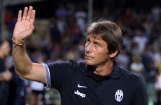 Juve boss Conte determined to fight suspension