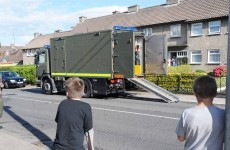 Army bomb disposal team called out to fourth alert today