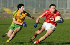 Products from U21 grade boost Donegal and Cork