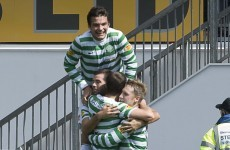 Celtic's Champions League dreams burn bright after Swede victory