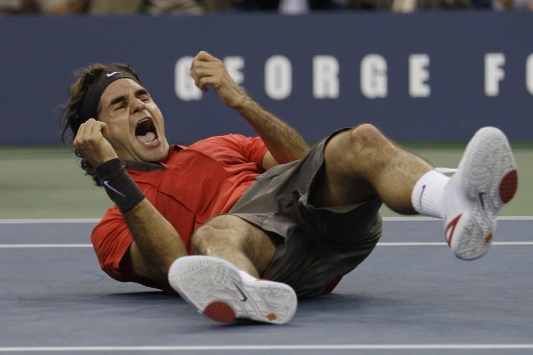 Roger Federer last won the US Open in 2008.