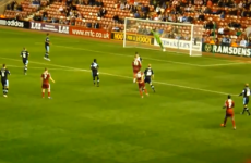VIDEO: 'Boro starlet scores a cracker down by the Riverside