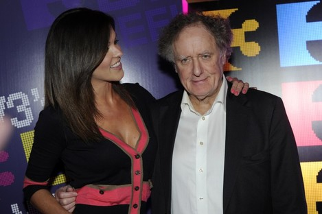 Glenda Gilson (left) and Vincent Browne - just two of the many faces we'll be seeing on TV3 this autumn.