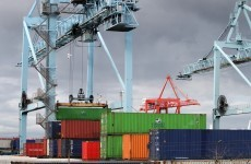 Exports down as port and shipping volumes fall