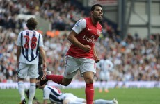 Arsenal's Andre Santos arrested for dangerous driving
