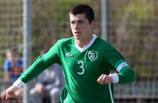 Ireland U17 squad to face Azerbaijan announced