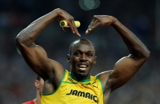 Mixing it up: Bolt keen to compete in long jump