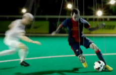 Pulling the strings: Nike's new Andres Iniesta viral is definitely worth a look