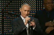 Vladimir Putin: Action Man, fighter pilot... jazz singer