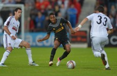 As it happened: Hearts v Liverpool, Europa League qualifier
