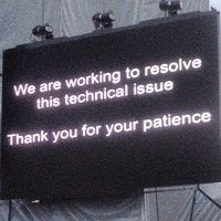 Technical issues reported at Noel Gallagher's Marlay Park gig