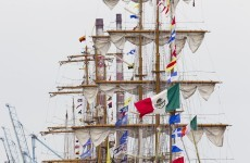 2012 Tall Ships Races festival kicks off in Dublin (Pictures)