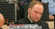 Anders Behring Breivik found to be sane, sentenced to 21 years