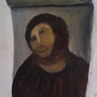 That pensioner who botched the fresco? Here's who she's blaming...