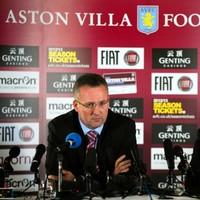 Lambert bans mobiles from Villa dressing room