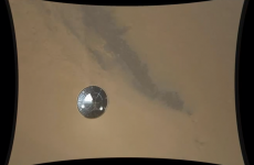 VIDEO: NASA's Curiosity rover makes its landing on Mars