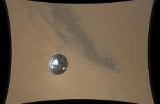 VIDEO: NASA's Curiosity rover makes its landing on Mars