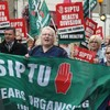 Home Helps protest against cuts in Wicklow
