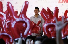 Linsanity: Basketball star mobbed by fans in Hong Kong
