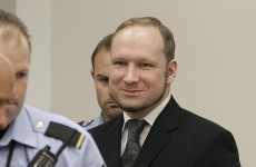 Breivik says he won't appeal 21-year jail term over killings