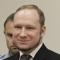 Breivik says he won't appeal 21-year jail term over killings