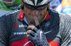 USADA strip Lance Armstrong of all Tour titles and initiate lifetime ban