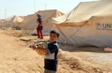 Costello to announce increase in humanitarian aid for Syrian refugees