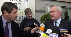 """Charlie Bird, RTÉ News"": 29 pictures that sum up the intrepid Mr Bird"