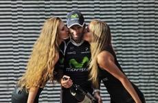 Vuelta á Espana: Valverde wins again but Rodriquez retains the Red Jersey