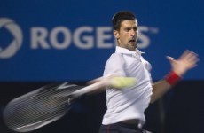 Djokovic dismisses talk of 'the perfect draw' for US Open