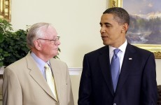 Obama and Aldrin lead tributes to 'American hero' Neil Armstrong