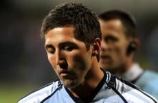 Gavin Henson suffers suspected fractured cheekbone in friendly