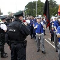 Three arrested over Belfast parades disturbances